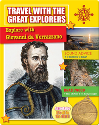 Explore with Giovanni da Verrazzano
