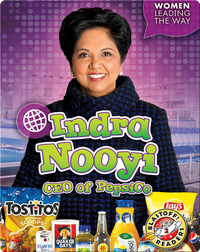 Indra Nooyi: CEO of PepsiCo