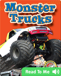 Monster Trucks: Mighty Machines