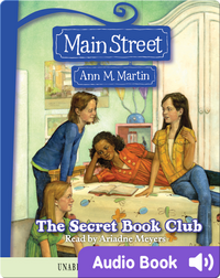 Main Street #5: The Secret Book Club