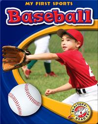 My First Sports: Baseball