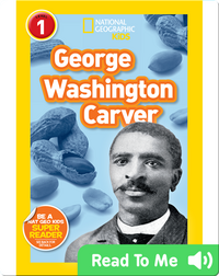 National Geographic Readers: George Washington Carver