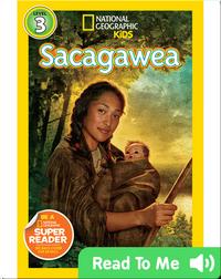 National Geographic Readers: Sacagawea