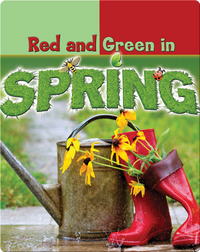 Red and Green in Spring