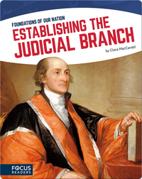 Establishing the Judicial Branch