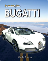 Superstar Cars: Bugatti