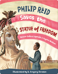 Philip Reid Saves the Statue of Freedom