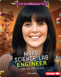 Mars Science Lab Engineer Diana Trujillo