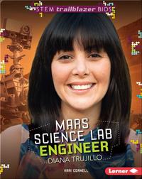 Mars Science Lab Engineer Diana Trujillo