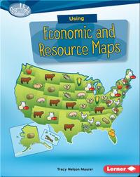 Using Economic and Resource Maps
