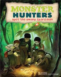 Spot the Swamp Lizard Man
