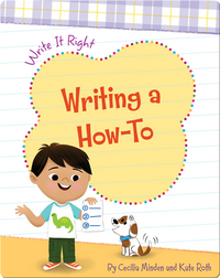 Writing a How-To