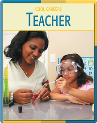 Cool Careers: Teacher