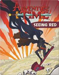 Adventure Time Vol. 3 OGN: Seeing Red