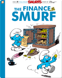 The Smurfs 18: The Finance Smurf