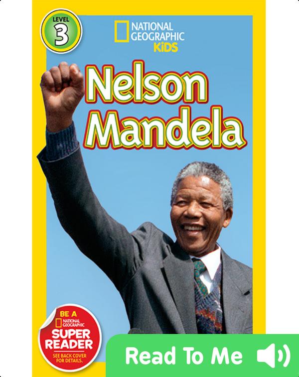 National Geographic Readers: Nelson Mandela
