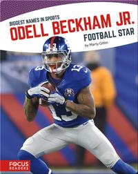 Odell Beckham Jr. Football Star