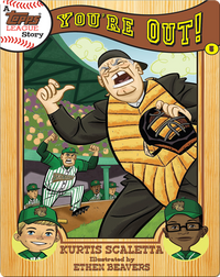 A Topps League Story #5: You're Out!