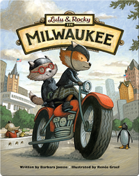 Lulu & Rockyin Milwaukee