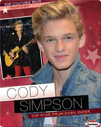 Cody Simpson: Pop star from Down Under