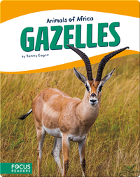 Animals of Africa: Gazelles