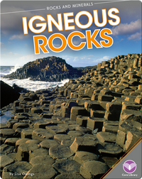 Rocks and Minerals: Igneous Rocks