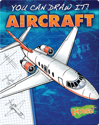 You Can Draw It! Aircraft
