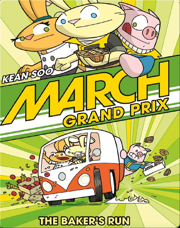 March Grand Prix: The Baker's Run