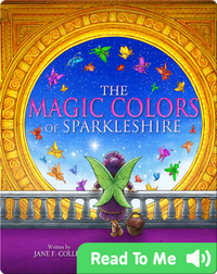 The Magic Colors of Sparkleshire
