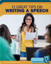 12 Great Tips On Writing A Speech