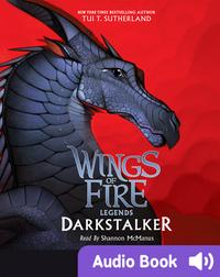 Wings of Fire: Legends: Darkstalker