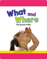 What and Where: The Sound of WH