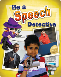 Be a Speech Detective