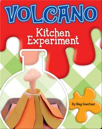 Volcano Kitchen Experiment