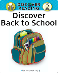 Discover Back to School