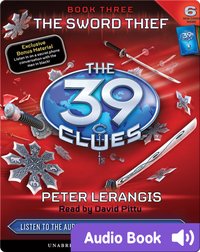 The 39 Clues Book #3: The Sword Thief