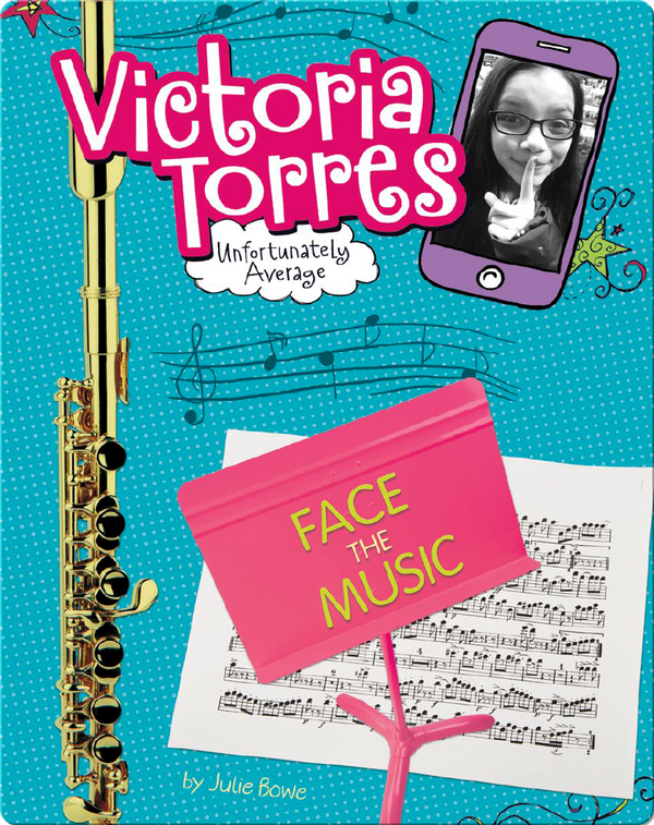 Victoria Torres, Unfortunately Average: Face the Music