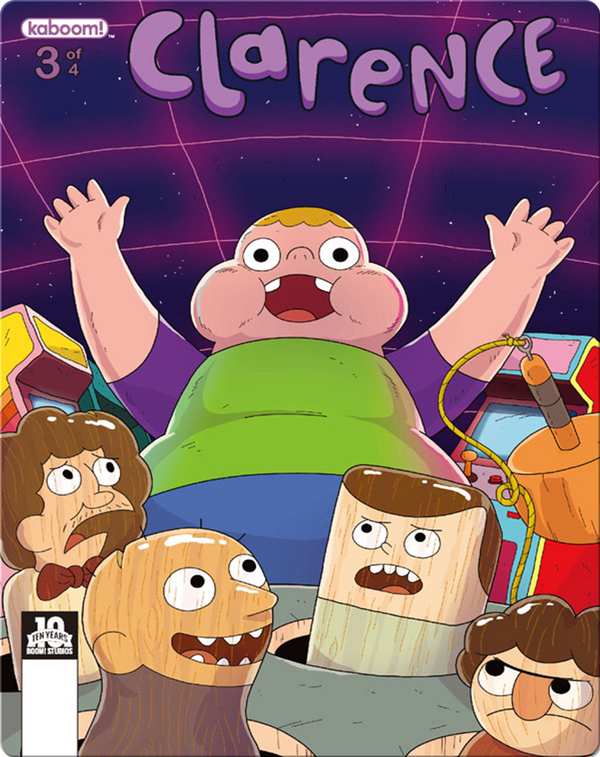 Clarence #3