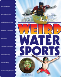 Weird Water Sports