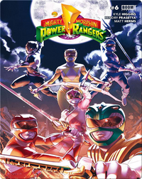Mighty Morphin Power Rangers #6