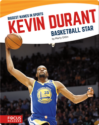 Kevin Durant Basketball Star