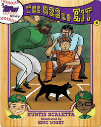 A Topps League Story #4: The 823rd Hit