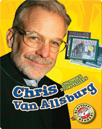 Children's Storytellers: Chris Van Allsburg
