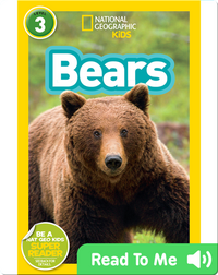 National Geographic Readers: Bears