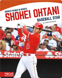 Shohei Ohtani, Baseball Star