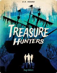 Treasure Hunters #4: Deep Waters