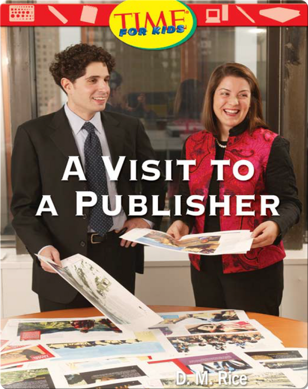 A Visit to a Publisher
