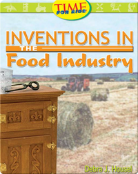 Inventions in the Food Industry