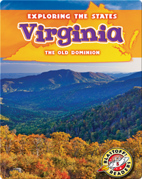 Exploring the States: Virginia