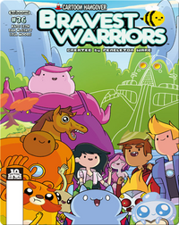Bravest Warriors #36